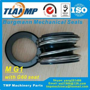 Wholesale sealing materials: MG1-25mm Eagle Burgmann Mechanical Seals MG1 Series for Shaft Size 25mm Pumps Material-SIC/SIC/VITON