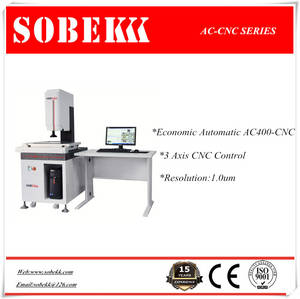 Wholesale linear guideway: SOBEKK AC300-CNC  Automatic Video Measuring Machine