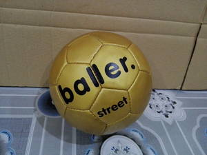 Wholesale soccer leather: Street Soccer Ball - Freestyle