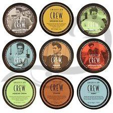 Sell American Crew Mens Hair Styling Products All Types Pomade Fiber Wax