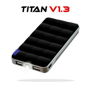 Wholesale mobile: 6800mAh External Mobile Battery High Capacity Power Bank, Portable Charger