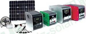 Wholesale mini solar panel 5v: Portable Solar Power System