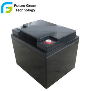 Wholesale Storage Batteries: 12v40ah Long Cycle Life Valve Regulated Lead Acid Battery