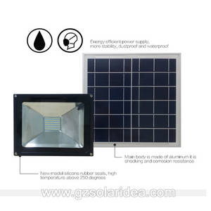 Wholesale solar floodlight: Stable Quality Off-Grid Led Flood Light For Outdoor