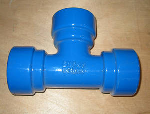 Wholesale Steel Pipes: DI Socket Fittings with Push-on On Joint(Tyton Joint)