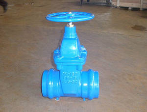 Wholesale din3352 f4 gate valve: Socked End Gate Valve