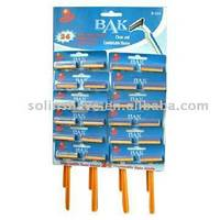 Hanging Card Disposable Razor-D109