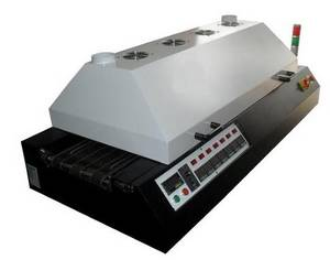 Wholesale lead free soldering: Bench Top Lead Free Reflow Soldering Machine