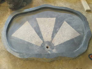 Wholesale Shower Trays: Shower Tray River Stone
