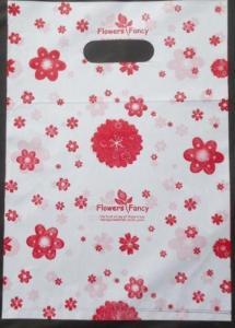 Wholesale gravure: Wholesale Die Cut Handle Eco-Friendly Custom Design Shopping Gravure Printing