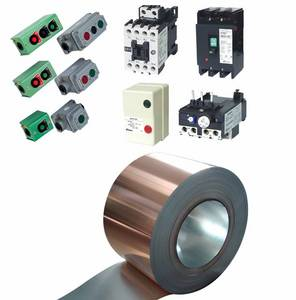 Wholesale Copper Strips: Copper Clad Steel Strip Material for Contactor
