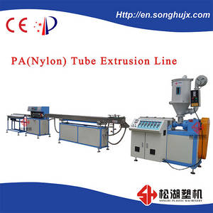 Wholesale high speed tube line: 2016 High Speed PA Tube Extrusion Line