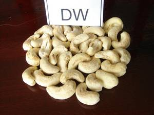 Wholesale comodities: Cashew Nuts DW