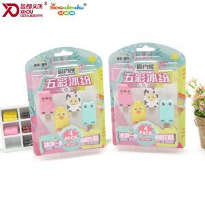 Wholesale Eraser: Soododo Puzzle Animal Popsicle Pencil Eraser