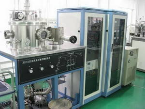 Wholesale Other Titanium: JYC Series Magnetron Ion Sputtering Coating Machine