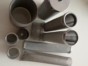 Wholesale steel wire: Stainless Steel Wire Mesh Filter Cap/Filter Strainer/Filter Basket