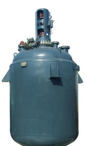 Wholesale chemical mixing reactors: Resistance Corrosive Glass Lined (Enamelled) Chemical Reactors Kettles
