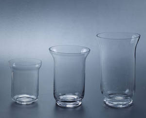Wholesale glass candle holder: Glass Candle Holder