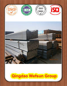 Wholesale Other Steel Profiles: Mild Steel Angle Bar