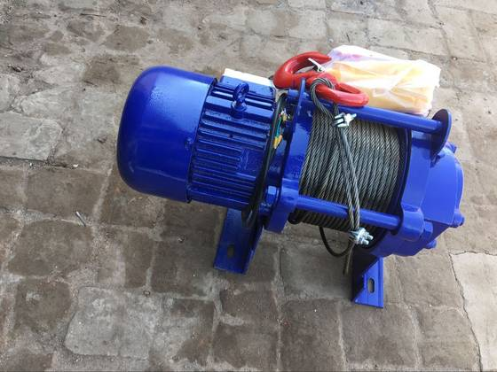 Sell Approved Chinese Electric Winch/380V Electric Winch/Electric Hoist 5 Ton