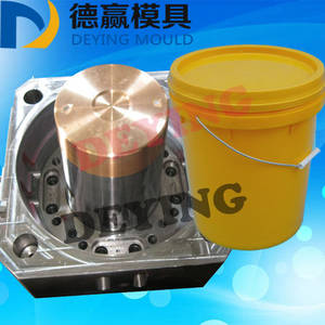 Wholesale household products: 2017 New Product Plastic Injection Paint Bucket Mould Commodity Household Bucket Mould for Bucket
