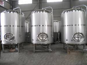 Wholesale home brewery system: Bright Beer Tanks/ Beer Conditioning Tanks/ Brite Tanks with Cooling Jacket