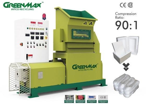 Sell GREENMAX Styrofoam densifier MARS C200