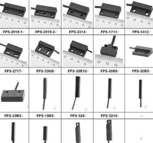 Wholesale black epoxy housing: Reed Proximity Sensor
