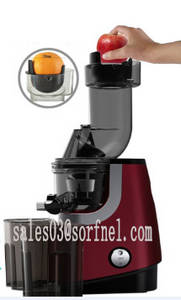 Wholesale Juicer: SORFNEL the Latest High Performance-price Ratio Wide Feeding Tube SLow Juicer in 2018