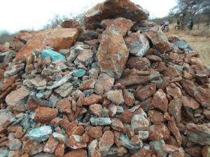 Wholesale domain: Copper Ore