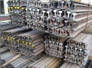 Wholesale hms scraps: HMS 1&2 Used Rail, HMS 2 Scrap Heavy Melting Scrap/USED RAIL R50/R65