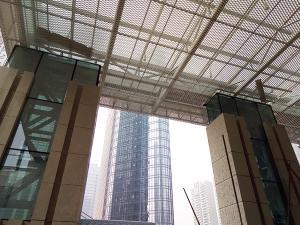 Wholesale metal ceiling: Aluminum Suspended Ceiling Expanded Metal Mesh