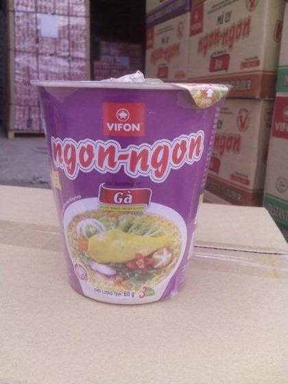 cup: Sell Chicken Noodle Cup 60g