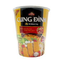 Wholesale Fast Food: Cung Dinh Noodle Made in Viet Nam