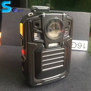 Wholesale led dash lights: 15h Continuous Recording Police Body Worn Camera