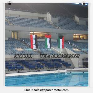 Wholesale table flag: Electric Award Stainless Steel Flagpoles in Dubai