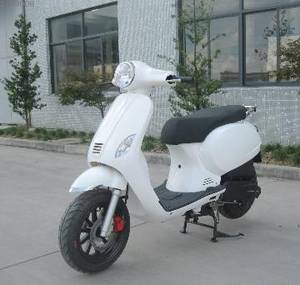 Wholesale 125cc: Vespa Style 125cc Scooter, Ride with Power and Style