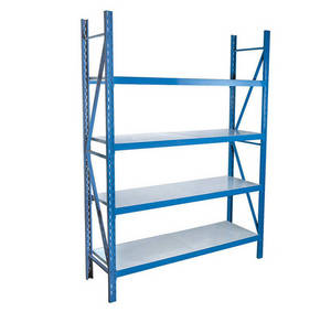 Wholesale iron sets: Heavy Duty Longspan Shelving 600mm Rack for Fabrics