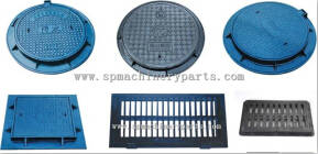 Wholesale telecom cable: China Factory Direct Sale Cast Iron Manhole Cover EN124 B125 Manufacturer