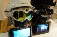 Apex HD+ Snow Video Goggle with Wi-Fi