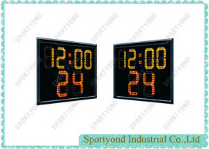 Wholesale basketball game: Electronic Shot Clock and Period Time in Basketball Game