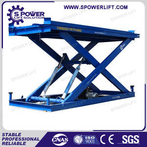 Wholesale fixed scissor lift: Fixed Hydraulic Platform Stationary Scissor Lift