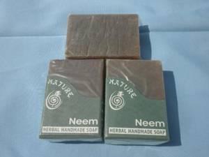 Wholesale Bath Supplies: Neem Soap