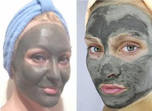 Wholesale water based pigment paste: Facial Sea Mud Mask