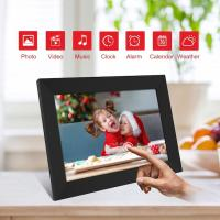 10.1 Inch 16GB WiFi Digital Picture Frame 1280x800 HD Digital Photo Frame Auto Rotate Add Photos/ 5