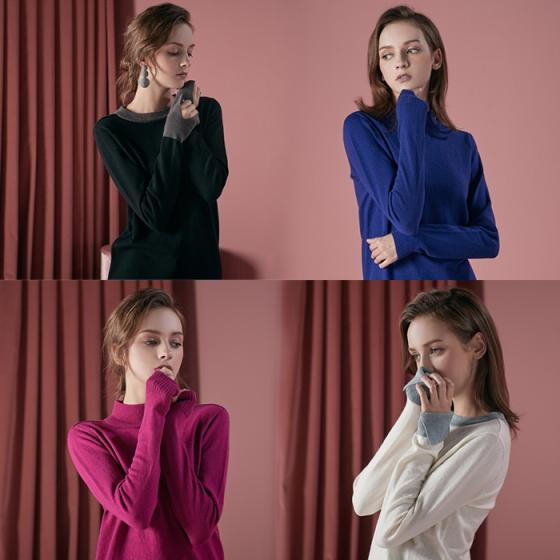 Sell Ladies' knitted pullover