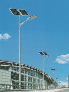 Wholesale solar power station: LED Solar Lighting