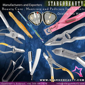 Wholesale manicure & pedicure products: Beauty Care Instrument