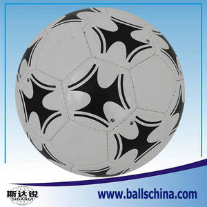 Wholesale promotion ball: Hand Stitched  32 Panel Promotional Soccer Ball Size 5 PU and PVC Match/Training Football