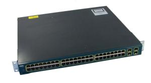 Wholesale miscellaneous: Cisco Catalyst 3560g Series Ws-c3560g-48ps-s 48-port Poe Gigabit Network Switch